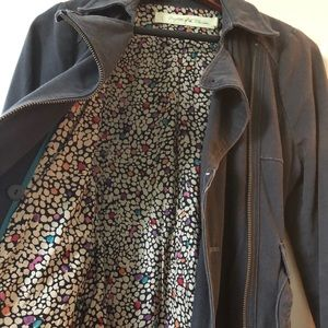 Anthropologie Daughters of Liberation jacket